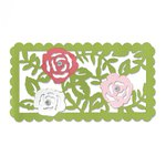 Sizzix - Garden Party Collection - Thinlits Die - Rose Vines