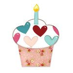Sizzix - Bigz Die - Cupcake 2