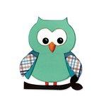 Sizzix - Bigz Die - Owl 5