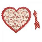 Sizzix - Bigz Die - Layered Valentine
