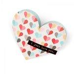 Sizzix - Bigz Die - Pocket, Heart