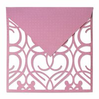 Sizzix - Thinlits Plus Die - Envelope, Square