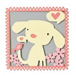 Sizzix - My Kind of Happy Collection - Thinlits Die - Best Friends