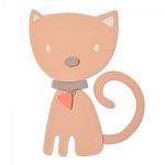 Sizzix - My Kind of Happy Collection - Bigz Die - Kitten