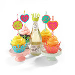 Sizzix - Where Women Cook Collection - Thinlits Die - Cupcake Wrappers