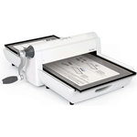 Sizzix - Big Shot Pro Machine Only with Extended Accessories - White and Gray