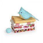 Sizzix - Fabi Bigz L Die - Bird and Egg