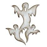 Sizzix - Tim Holtz - Alterations Collection - Halloween - Bigz Die - Ghosts