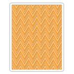 Sizzix - Tim Holtz - Alterations Collection - Halloween - Texture Fades - Embossing Folder - ZigZag