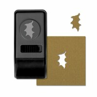 Sizzix - Tim Holtz - Alterations Collection - Christmas - Paper Punch - Holly, Medium