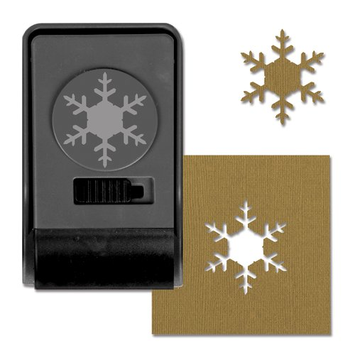 Sizzix - Tim Holtz - Alterations Collection - Christmas - Paper Punch - Snowflake, Large