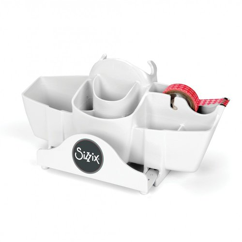 Sizzix - Big Shot Accessory - Tool Caddy - White