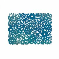 Sizzix - Favorite Things Collection - Thinlits Die - Floral Panel