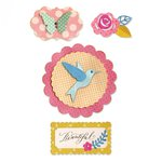 Sizzix Favorite Things Frames and Embellishments Thinlits Dies