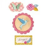 Sizzix - Favorite Things Collection - Thinlits Die - Frames and Embellishments