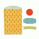 Sizzix - Favorite Things Collection - Thinlits Die - Mini Favor Bag