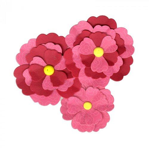 Sizzix - Bigz Die - Flower, Pansy