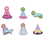Sizzix - Triplits Die - Party Hats