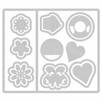 Sizzix - Framelits Die - Card, Half A2