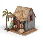 Sizzix - Tim Holtz - Alterations Collection - Bigz Die - Village Surf Shake