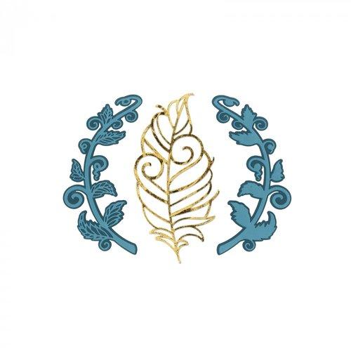 Sizzix - Thinlits Plus Die - Botanical Leaves and Vines