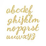 Sizzix - Thinlits Plus Die - Alphabet