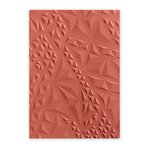 Sizzix - 3D Textured Impressions - Embossing Folders - Geometric