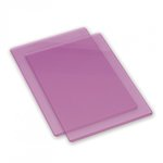 Sizzix - Accessory - Cutting Pads, Standard, 1 Pair - Lilac