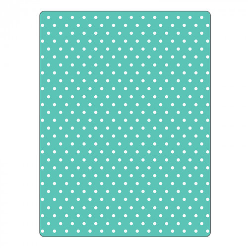 Sizzix - Textured Impressions - Embossing Folders - Dots