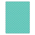 Sizzix - Textured Impressions - Embossing Folders - Dots