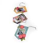 Sizzix - Thinlits Die - Photo Banner