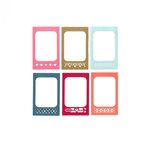 Sizzix - Thinlits Die - Photo Frame and Borders
