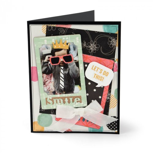 Sizzix - Thinlits Die - Photo Frame and Props
