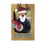 Sizzix - Thinlits Die - Photo Frame, Holidays