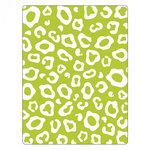 Sizzix - Textured Impressions - Embossing Folders - Cheetah Print