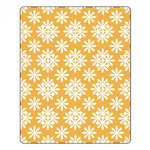 Sizzix - Textured Impressions - Embossing Folders - Daisy Wreath