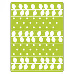Sizzix - Textured Impressions - Embossing Folders - Dots and Vines