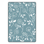 Sizzix - Textured Impressions - Embossing Folders - Flowers 11
