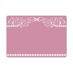 Sizzix - Textured Impressions - Embossing Folders - Frame, Decorative
