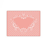 Sizzix - Textured Impressions - Embossing Folders - Frame, Heart