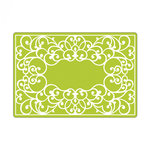 Sizzix - Textured Impressions - Embossing Folders - Frame, Scrollwork 2