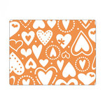 Sizzix - Textured Impressions - Embossing Folders - Hearts 3