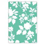 Sizzix - Textured Impressions - Embossing Folders - Rose Vines