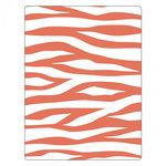 Sizzix - Textured Impressions - Embossing Folders - Tiger Print