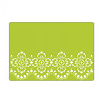 Sizzix - Textured Impressions - Embossing Folders - Vintage Lace 3