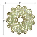Sizzix - Tim Holtz - Alterations Collection - Thinlits Die - Doily 2