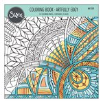 Sizzix - Coloring Book - Artfully Edgy