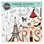 Sizzix - Coloring Book - Hipster Doodles