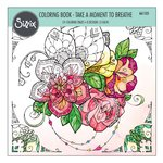 Sizzix - Coloring Book - Take a Moment to Breathe