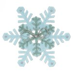 Sizzix - Christmas Collection - Bigz L Die - Snowflakes
